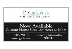 Crossings Sales and Lot Signs