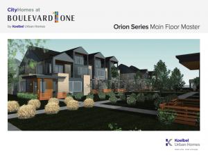 B1 Orion Main Floor Master Plan