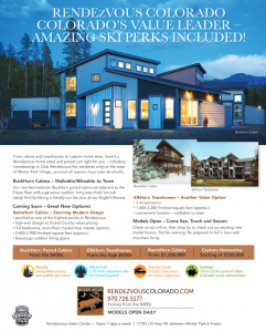 Mountain Homes Illustrated Cabins Jan 2018/Ski Issue