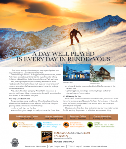 Mountain Town Ad Jan 2018/Winter-Spring Issue